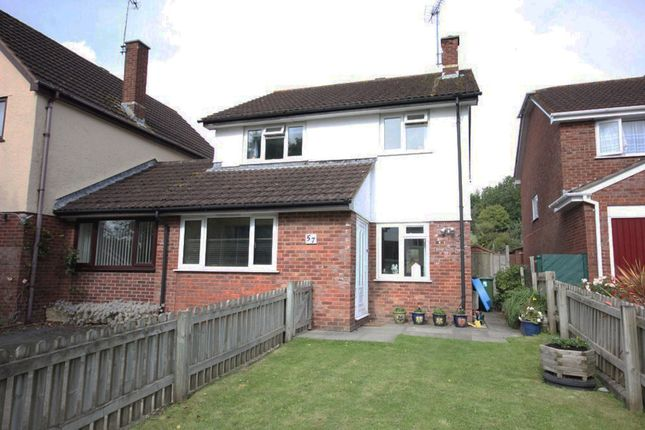 Thumbnail Link-detached house for sale in Dornafield Drive East, Ipplepen, Newton Abbot