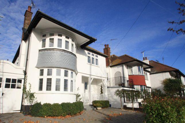 Thumbnail Detached house for sale in Ridgeway Gardens, Chalkwell, Westcliff-On-Sea