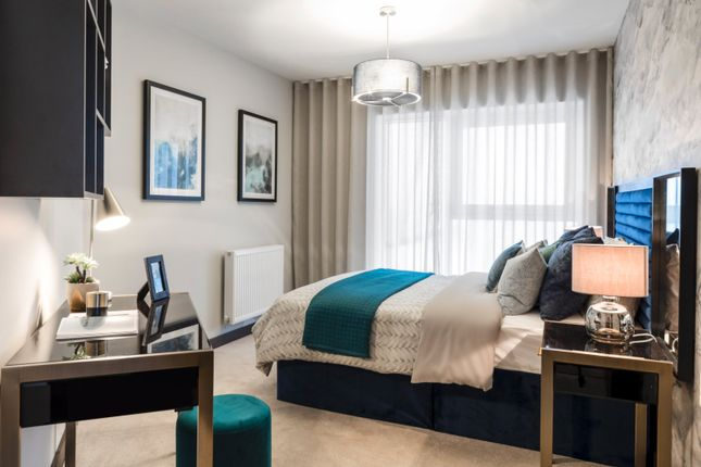 Example Bedroom of St. Albans Road, Watford WD24