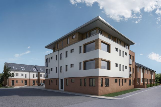Thumbnail Flat for sale in The Woodlands, Stavely Road, Poolsbrook, Chesterfield