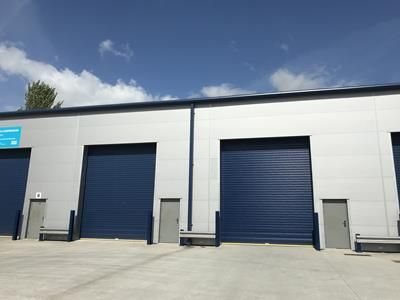 Thumbnail Light industrial to let in Unit 7, Woodside Park, Springvale Industrial Estate, Cwmbran