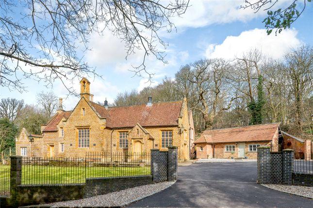 Thumbnail Detached house for sale in Woburn Lane, Aspley Guise, Milton Keynes