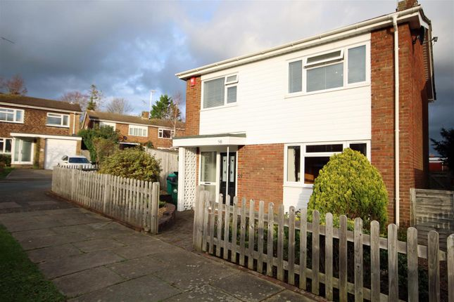 Thumbnail Detached house for sale in Overhill Gardens, Brighton