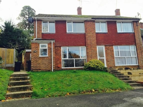 3 bed terraced house for sale in Cheviot Way, Ashford, Kent