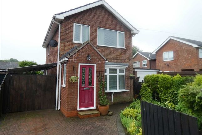 Thumbnail Detached house for sale in Crispin Way, Bottesford, Scunthorpe