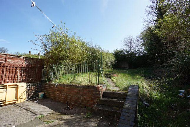 Rear Garden of Sicey Avenue, Firth Park, Sheffield S5