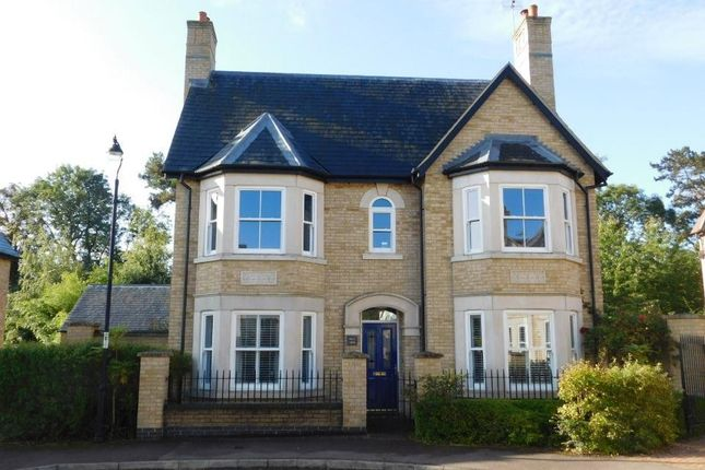 Thumbnail Detached house for sale in Fleming Drive, Fairfield, Stotfold, Herts