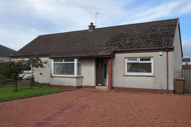 Thumbnail Detached bungalow for sale in Heathfield Road, Ayr