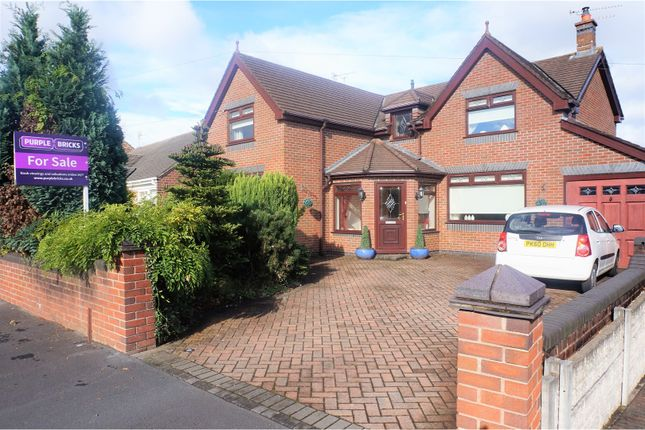 Thumbnail Detached house for sale in Oak Tree Road, St. Helens