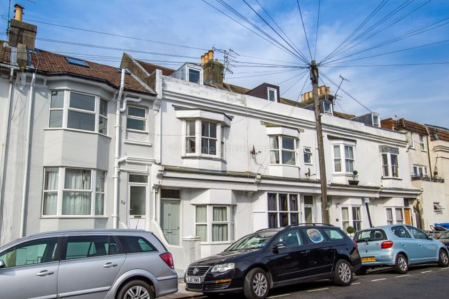 Thumbnail Terraced house to rent in Livingstone Road, Hove