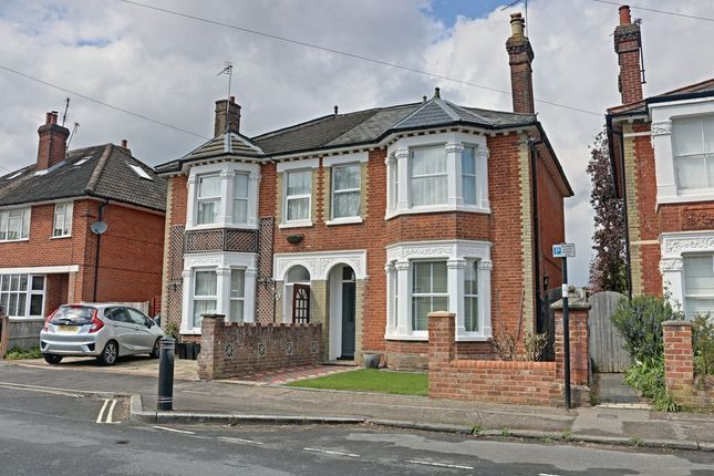 3 bed semi-detached house for sale in Beaconsfield Road, Basingstoke RG21