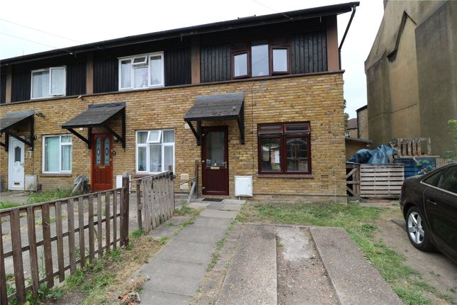 Thumbnail End terrace house for sale in Barmeston Road, Catford, London