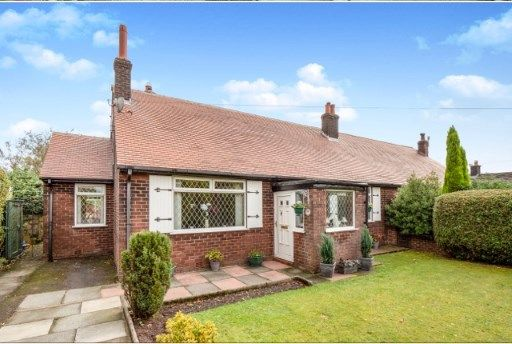 Thumbnail Bungalow for sale in Stalybridge Road, Mottram, Hyde, United Kingdom