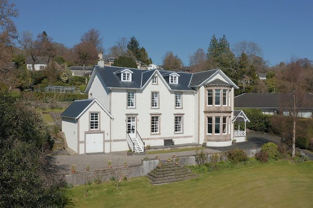Thumbnail Detached house for sale in Torwoodhill Road, Rhu, Argyll & Bute