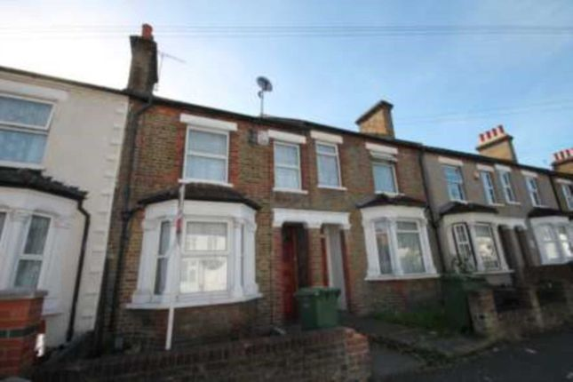 Thumbnail Terraced house to rent in Riverdale Road, Erith