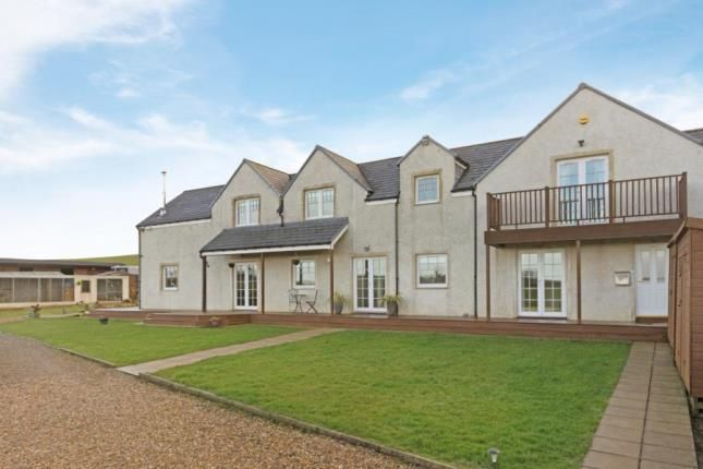 Thumbnail Equestrian property for sale in Castlehill Farm, By Kilwinning, North Ayrshire