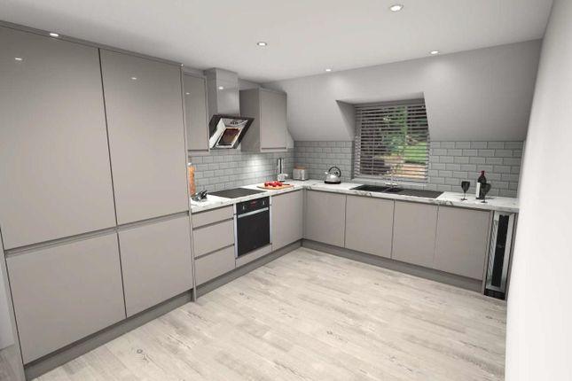 2 bed flat for sale in Cross Keys Mews, Ashbourne Road, Turnditch DE56