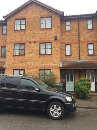 Thumbnail Terraced house to rent in Harlinger Street, London