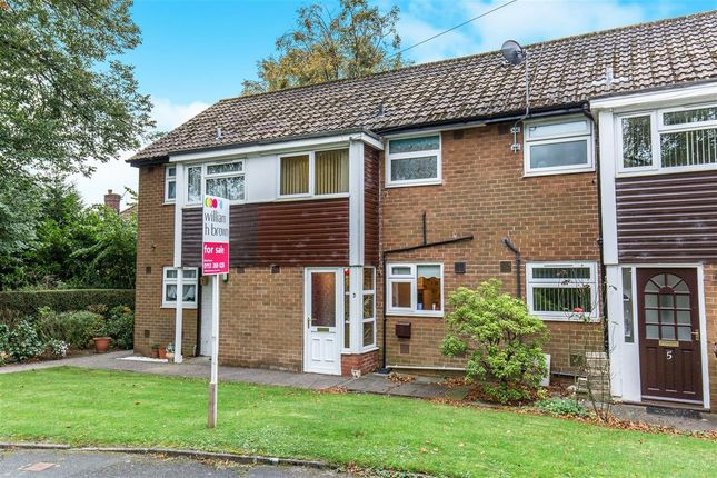 Thumbnail Terraced house for sale in Fieldhouse Lawn, Moortown, Leeds