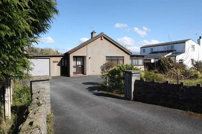 Thumbnail Detached bungalow for sale in Fernbank, Lon Refail, Llanfairpwll