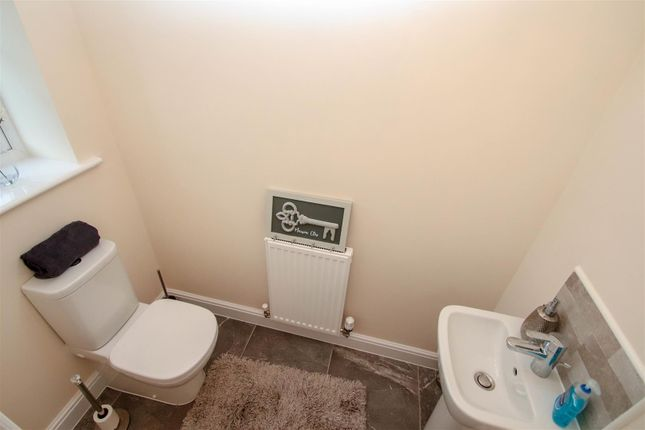 Cloakroom of St Dominic's Place, Hartshill, Stoke-On-Trent ST4