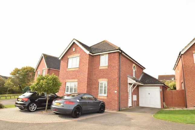Thumbnail Detached house for sale in Chivers Road, Haverhill