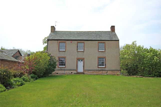 Thumbnail Detached house for sale in Low House, Bowscar, Penrith, Cumbria