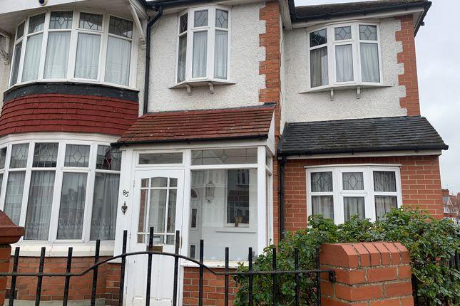 Thumbnail End terrace house for sale in Ashburton Ave, London