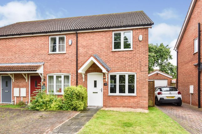 2 bed end terrace house for sale in Fallowfield Road, Grimsby DN33