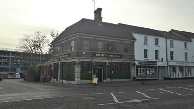 Thumbnail Retail premises to let in The Bedford Arms, 2 Bromham Road, Bedford, Bedfordshire