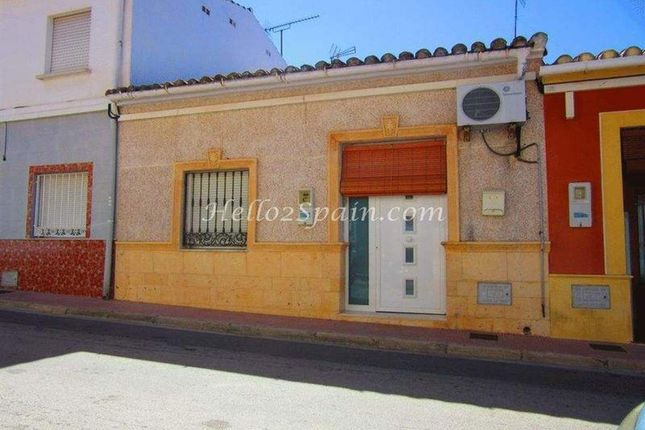 Town house for sale in El Verger, Alicante, Spain