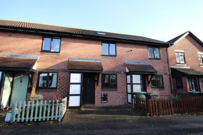 Thumbnail Terraced house to rent in Allder Close, Abingdon
