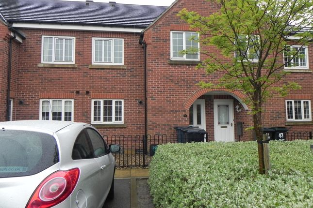 Thumbnail Terraced house to rent in Edison Way, Arnold