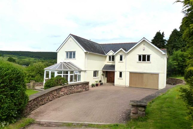 Thumbnail Detached house for sale in Greenacre House, Whitebrook, Llanvaches