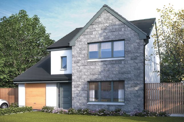 Thumbnail Detached house for sale in Cattofield Terrace, Aberdeen