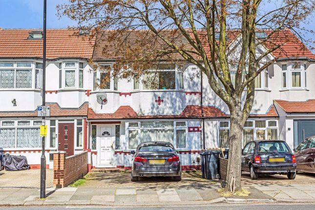 Thumbnail Terraced house to rent in Cleveley Crescent, London