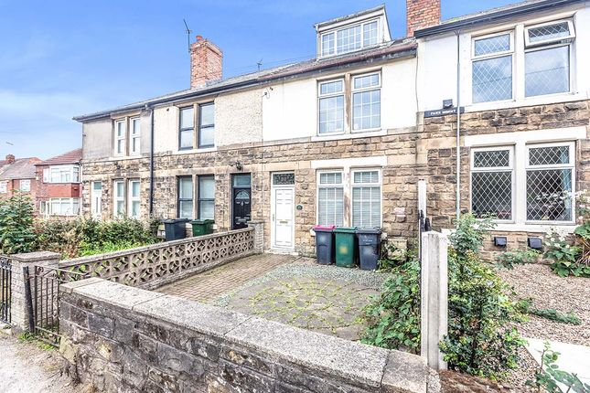 4 bed terraced house for sale in Bawtry Road, Bramley, Rotherham, South Yorkshire S66