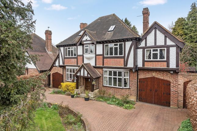 Thumbnail Detached house for sale in Birchwood Road, Petts Wood, Kent