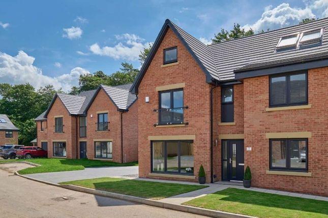"Thumbnail Detached house for sale in ""Leonardo Grand"" at Sessay Grange, Nunthorpe, Middlesbrough"