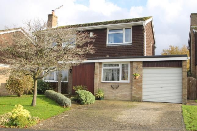 Thumbnail Detached house for sale in Poplar Way, Midhurst, West Sussex