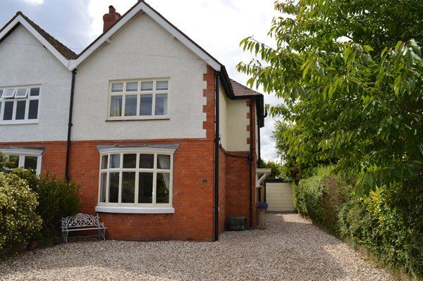 3 bed semi-detached house for sale in Smithfield Road, Market Drayton