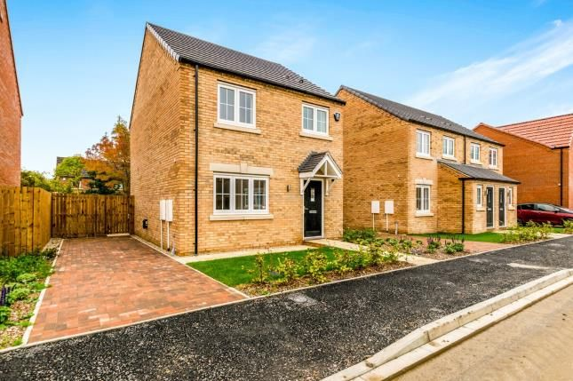 Thumbnail Detached house for sale in Redfearn Mews, Harrogate, North Yorkshire