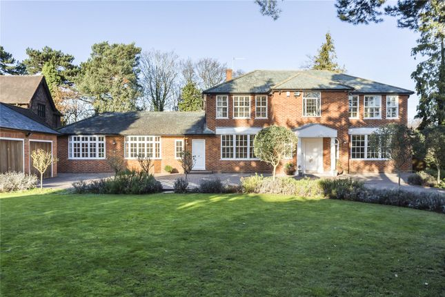 Thumbnail Detached house to rent in Coombe Hill Road, Coombe, Kingston Upon Thames