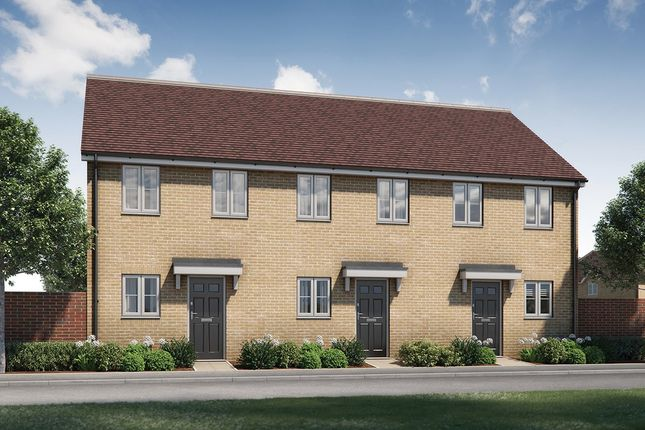 2 bed semi-detached house for sale in Tavistock Place, Bedford, Bedford MK45