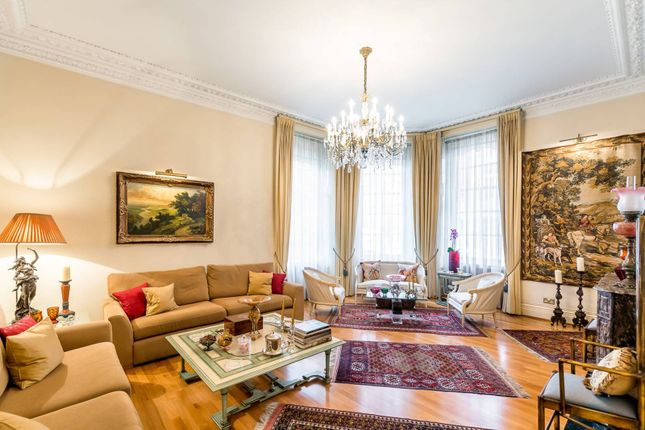 Thumbnail Flat for sale in Kensington Gore, Knightsbridge