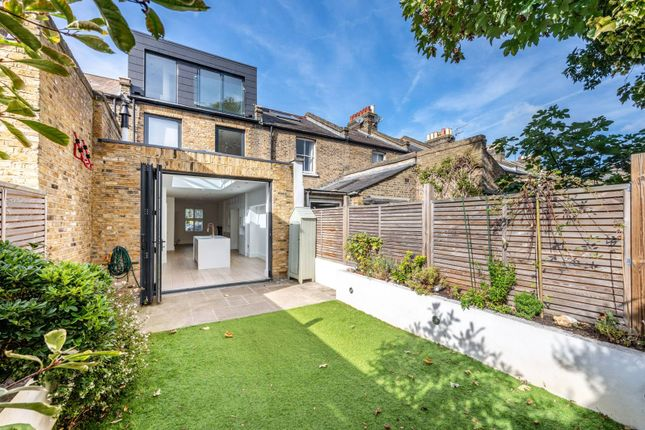 Thumbnail Terraced house to rent in Regent Road, Herne Hill, London