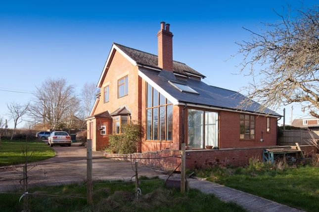 Thumbnail Detached house for sale in Common Mead Lane, Gillingham