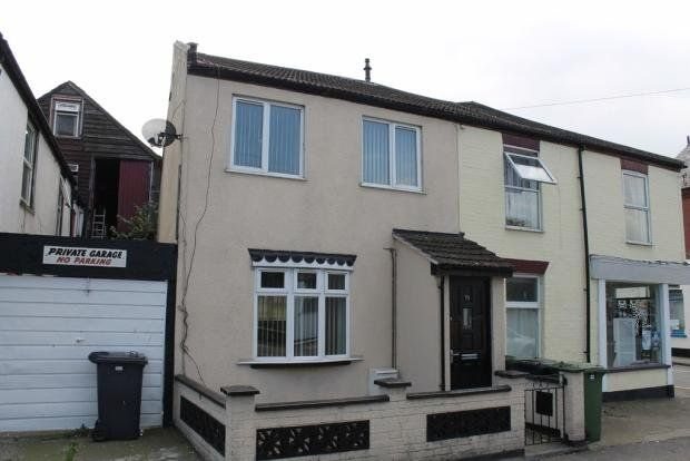 Thumbnail Terraced house to rent in St. Nicholas Road, Great Yarmouth