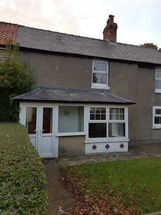 Thumbnail Cottage to rent in Main Street, Seamer, Scarborough
