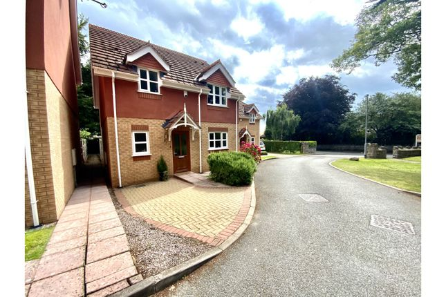 Thumbnail Detached house for sale in Maes Ebberston Place, Rhos On Sea